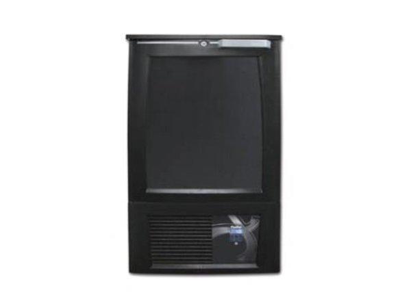 Gamko Stand-Alone Freezer Anthracite   Gamko X / SFLA   Counterclockwise   35x 33cl.   540x577x840 / 880mm