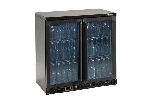 Gamko Flasche Chill-2 Pendeltüren | anthrazit | Gamko MG2 / 250G | 250L | 900x536x900 / 910mm