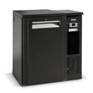 Gamko Fust Kühlen 1-Tür | Gamko FK2-25 / 4R | Chiller Recht | LED-Beleuchtung | 880x567x860 / 880mm