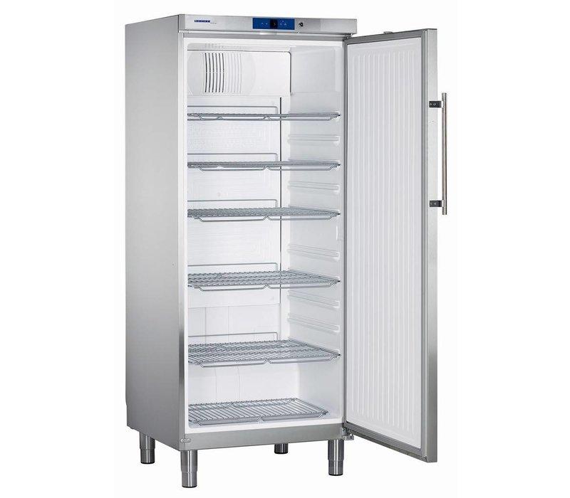 Liebherr Kühlschrank Edelstahl Gastronomie Beine | Liebherr | 437 Liter | 2/1 GN | GKN 5760 | 75x75x (h) 186cm