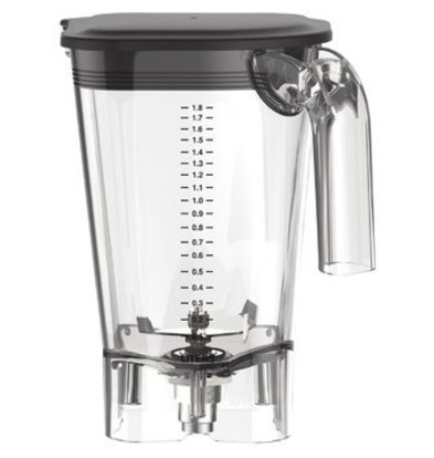 Hamilton Beach Complete cup for HBH750 Eclipse blender | 2L