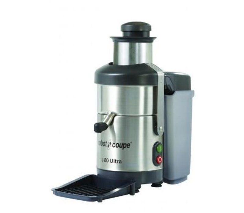 Robot Coupe Sapcentrifuge Automatisch | Robot Coupe J80 Ultra | tot 120 L/uur | 700W | 3.000 RPM