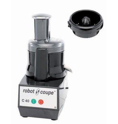 Robot Coupe Automatische Bildschirm | Robot Coupe C40 | 500W | Geschwindigkeit 1500 RPM