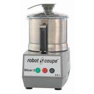 Robot Coupe Blixer 2 - Robot Coupe | 2,9 Liter | 700W | Snelheid: 3.000 TPM