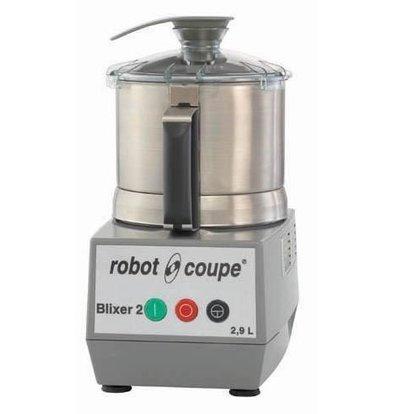 Robot Coupe Robot Coupe Blixer 2 | 2,9 Liter | 700W | Geschwindigkeit: 3000 RPM
