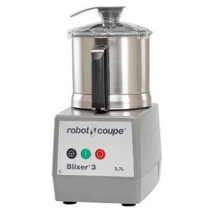 Robot Coupe Robot Coupe Blixer 3 | 3,7 Liter | 750W | Snelheid 3.000 RPM