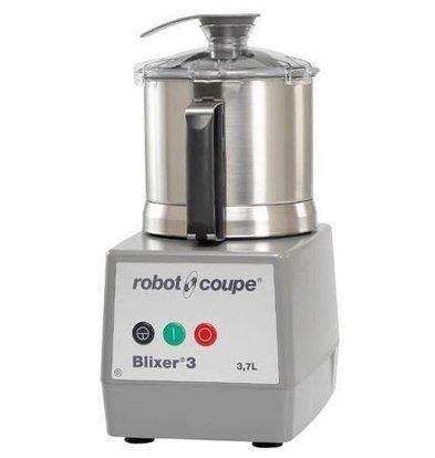 Robot Coupe Robot Coupe Blixer 3 | 3,7 Liter | 750W | Geschwindigkeit 3000 RPM