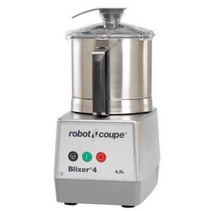 Robot Coupe Robot Coupe Blixer 4-3000 | 4,5 Liter | 900W | Snelheid: 3.000 RPM