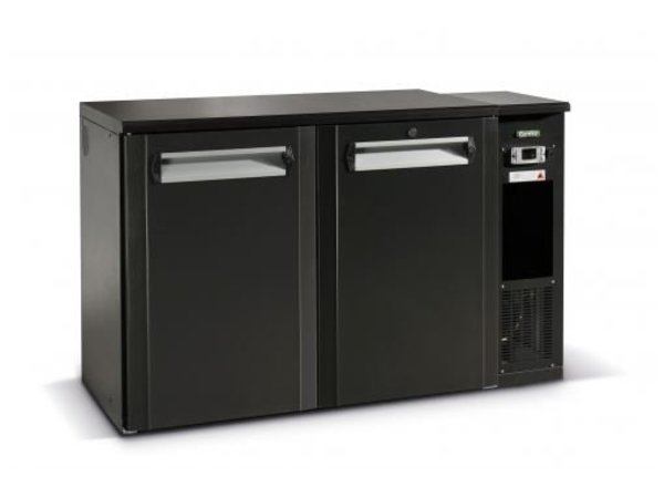 Gamko Fust Cooling 2-Door | Gamko FK2-25 / 8R | Chiller Right | LED Lighting | 1350x567x860 / 880mm