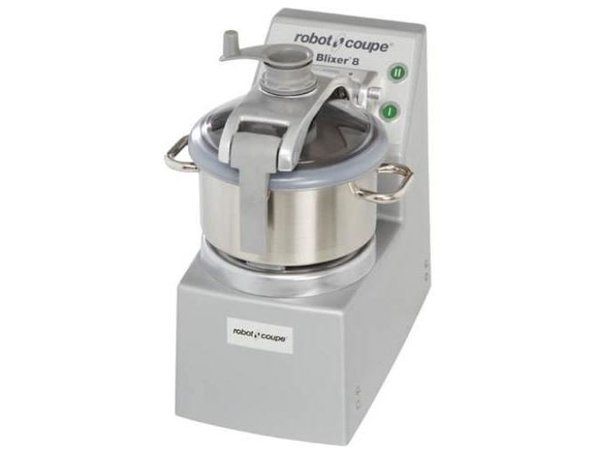 Robot Coupe Blixer 8VV - Robot Coupe | 8 Liter | 2200W | Variable Speed: 300-3500 RPM