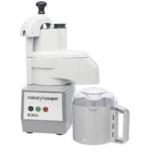 Robot Coupe Combi Cutter & Groentesnijder R301 | Robot Coupe | 650W | 3,7 Liter | Snelheid: 1.500 TPM