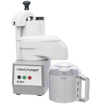 Robot Coupe Combi Cutter & Gemüseschneider | Robot Coupe R301 | 650W | 3,7 Liter | Geschwindigkeit: 1500 RPM
