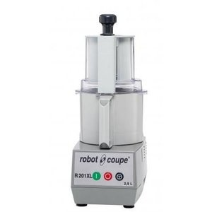 Robot Coupe Combi Cutter & Vegetable cutter R201 XL | Robot Coupe | 550W | 2.9 Liter | Speed: 1,500 rpm