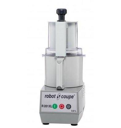 Robot Coupe Combi Cutter & Groentesnijder| Robot Coupe R201 XL | 550W | 2,9 Liter | Snelheid: 1.500 RPM