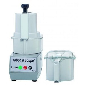 Robot Coupe Combi Cutter & Vegetable cutter R211 XL | Robot Coupe | 550W | 2.9 Liter | Speed: 1,500 rpm