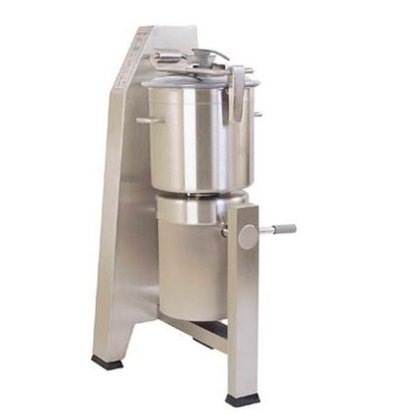 Robot Coupe Robot Coupe R23 Vertical Cutter | 4,5 kW / 400V | 23 Liter | 2 Speed: 1500 & 3000 RPM