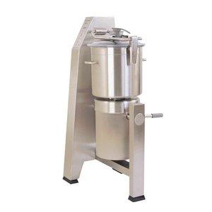 Robot Coupe Verticale Cutter R23SV | Robot Coupe | 4,5kW/400V | 23 Liter | Vacuümfunctie | 2 Snelheden: 1.500 & 3.000 TPM