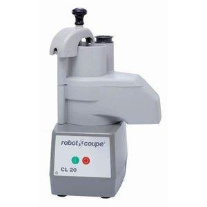 Robot Coupe Gemüseschneider CL20 | Robot Coupe | bis 40 kg / h | Geschwindigkeit: 1500 rpm