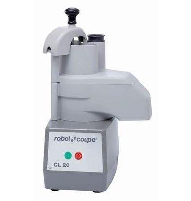 Robot Coupe Gemüseschneider | Robot Coupe CL20 | bis 40 kg / h | Geschwindigkeit: 1500 RPM