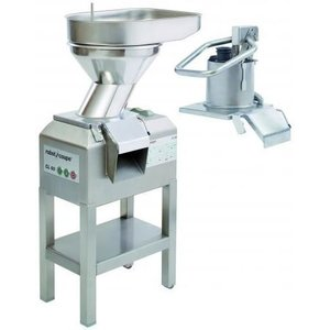 Robot Coupe Vegetable Cutter CL60-2 | Robot Coupe | 2 Openings | 400V | jack | 2 speeds: 375 and 750 RPM