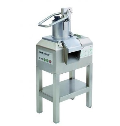 Robot Coupe Vegetable Cutter | Robot Coupe CL60VV Jack | up to 900Kg / h | Variable Speed: 100-1000 RPM