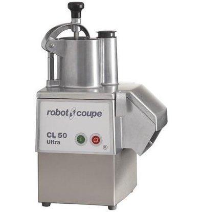 Robot Coupe Gemüseschneider | Robot Coupe CL50 ultra | 400V | bis zu 250kg / h | Geschwindigkeit: 375 & 750 RPM