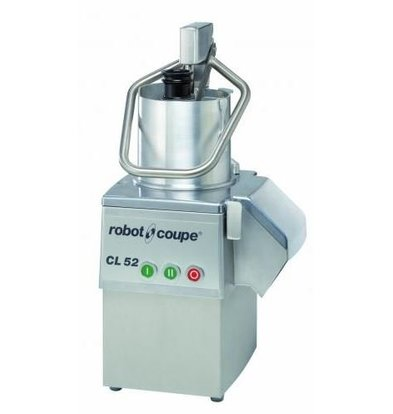 Robot Coupe Vegetable Cutter | Robot Coupe CL52 | up to 300Kg / h | Speed: 375 RPM
