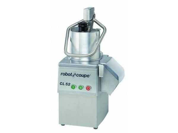 Robot Coupe Groentesnijder | Robot Coupe CL52 | tot 300Kg/uur | Snelheid: 375 RPM