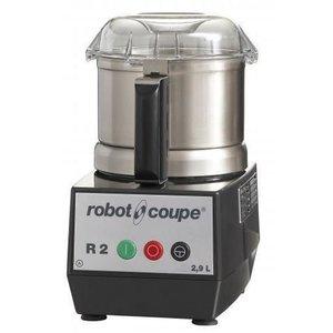 Robot Coupe Cutter R2 | Robot Coupe | 2,9 Liter | Tischplatte | Geschwindigkeit: 1500 rpm