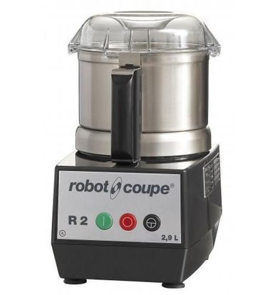 Robot Coupe Robot Coupe Cutter R2 | 2.9 Liter | tabletop | Speed: 1500 RPM