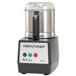 Robot Coupe Cutter R3-1500 | Robot Coupe | 3.7 Liter | tabletop | Speed ​​1500 RPM