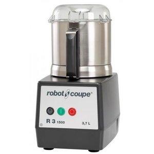 Robot Coupe Cutter R3-1500 | Robot Coupe | 3,7 Liter | Tischplatte | Geschwindigkeit 1500 RPM