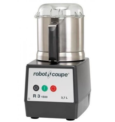 Robot Coupe R3-1500 Robot Coupe Cutter | 3.7 Liter | tabletop | Speed ​​1500 RPM