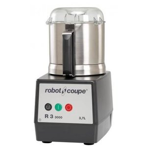 Robot Coupe Cutter R3-3000 | Robot Coupe | 3.7 Liter | tabletop | Speed ​​3000 rpm