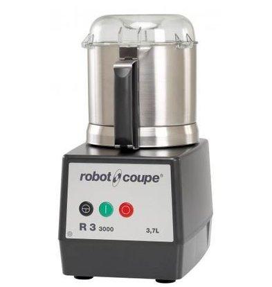 Robot Coupe R3-3000 Robot Coupe Cutter | 3,7 Liter | Tischplatte | Geschwindigkeit 3000 RPM