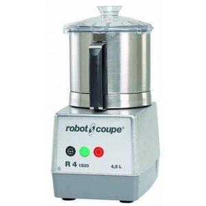 Robot Coupe Cutter R4-1500 | Robot Coupe | 4,5 Liter | Tischplatte | Geschwindigkeit: 1500 rpm