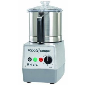 Robot Coupe Cutter R4VV | Robot Coupe | 4,5 Liter | Tischplatte | Variable Speed: 300-3500 RPM