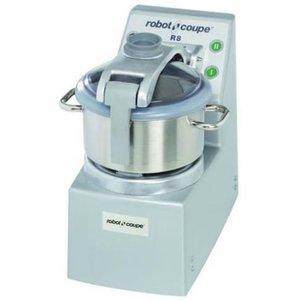 Robot Coupe Cutter R8 | Robot Coupe | 400V | 8 Liter | Tafelmodel | 2 Snelheden: 1.500 & 3.000 TPM