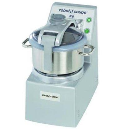 Robot Coupe Robot Coupe Cutter R8 | 400V | 8 Liter | Tischplatte | 2 Geschwindigkeit: 1500 & 3000 RPM