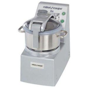 Robot Coupe Cutter R8VV | Robot Coupe | 8 Liter | Tafelmodel | Variabele Snelheid: 300 - 3.500 TPM