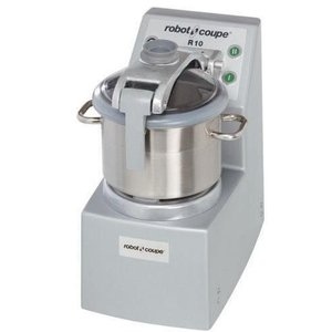 Robot Coupe Cutter R10 | Robot Coupe | 400V | 11.5 Liter | tabletop | 2 Speed: 1500 & 3000 RPM