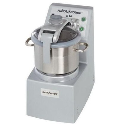 Robot Coupe Robot Coupe Cutter R10 | 400V | 11.5 Liter | tabletop | 2 Speed: 1500 & 3000 RPM