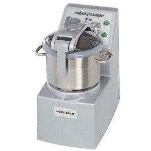 Robot Coupe Cutter R10VV | Robot Coupe | 11,5 Liter | Tafelmodel | Variabele Snelheid: 50 - 3000 TPM