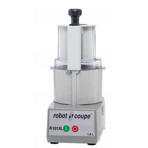 Robot Coupe Combi Cutter & Gemüseschneider R101 XL   Robot Coupe   450W   1,9 Liter   Geschwindigkeit: 1500 rpm