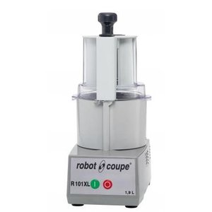 Robot Coupe Combi Cutter & Groentesnijder R101 XL | Robot Coupe | 450W | 1,9 Liter | Snelheid: 1.500 TPM