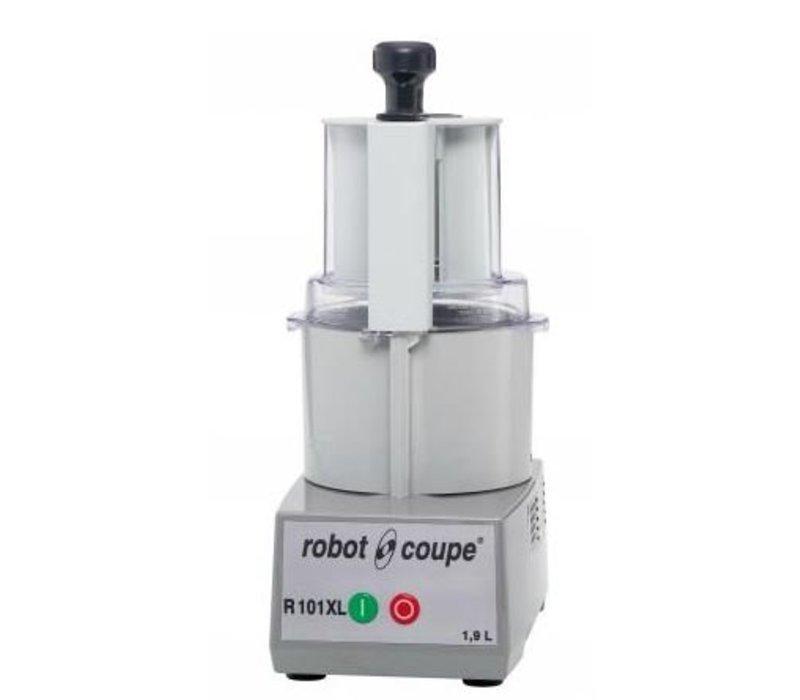 Robot Coupe Combi Cutter & Groentesnijder  Robot Coupe R101 XL   450W   1,9 Liter   Snelheid: 1.500 RPM