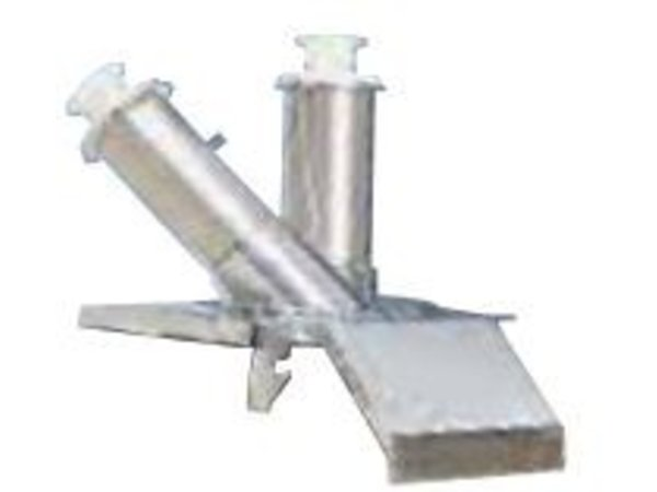 Robot Coupe Feeding Trough Straight / Inclined Tube serving CL55 | Robot Coupe 28155