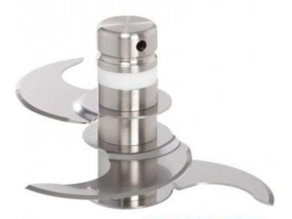 Robot Coupe Gezackten Messer   Robot Coupe 27386   Für Cutter R 10 VV