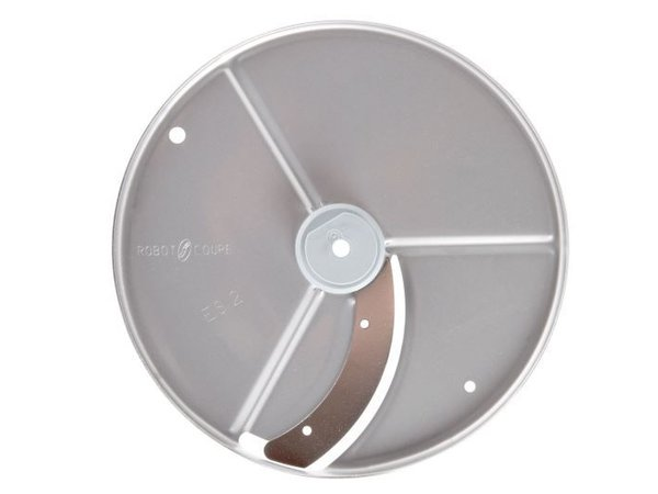 Robot Coupe Cutting disc | Robot Coupe 27555 | Ø2mm