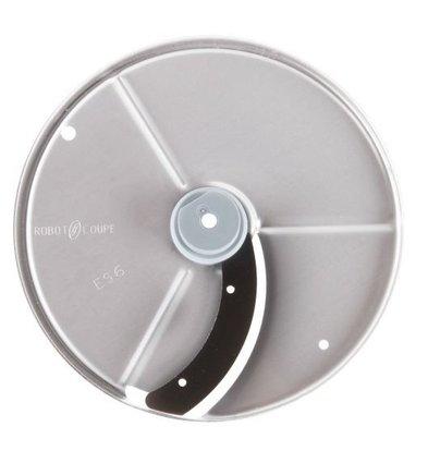 Robot Coupe Snijschijf | Robot Coupe 27786 | Ø6mm